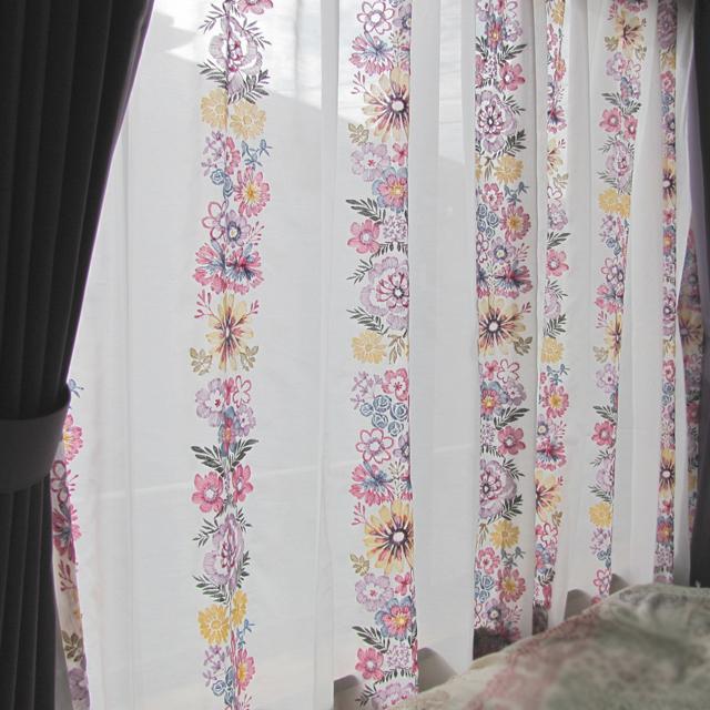 埼玉県E様邸 【ビンテージ・デザイン】のオーダーカーテンの施工例【子供部屋】