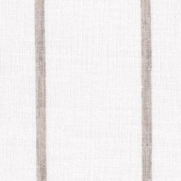 【ナチュラル モダン】ストライプのレースカーテン&シェード【ES-2002】ナチュラルホワイト