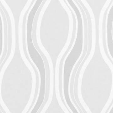 【北欧モダン】爽やかな幾何学柄の遮光カーテン&シェード【ES-2251】ライトグレー