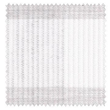 【北欧モダン】ブロック・チェック柄のレースカーテン&シェード【ES-2400】グレージュ&ホワイト