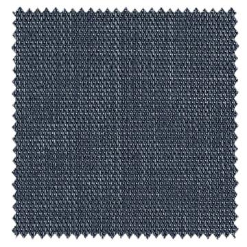 【ナチュラル ビンテージ】かるいデニム調のドレープカーテン&シェード【ES-F751】インディゴブルー
