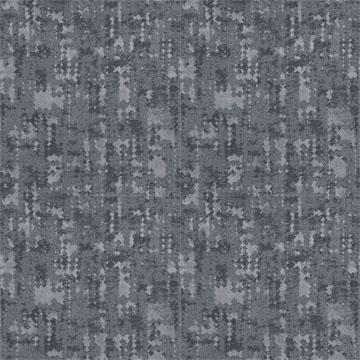 【ミッドセンチュリー】起毛と光沢の幾何学柄のドレープカーテン&シェード【HS-3028】グレー