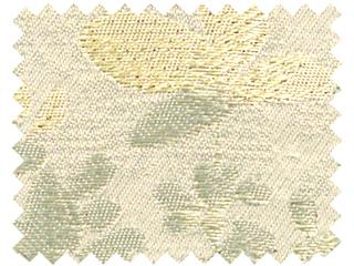 【和モダン】ハナミズキのドレープカーテン&シェード【HS-8241】黄色