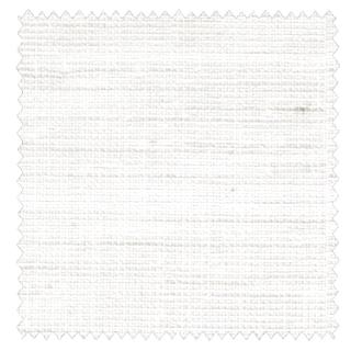 ナチュラル|節のある糸で麻調の手触りのレースカーテン&シェード【HS-8558】ナチュラルホワイト