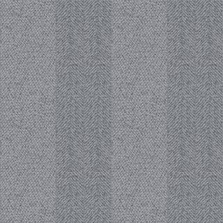 【ナチュラル モダン】ウール(毛)ライクのヘリボーンのドレープカーテン&シェード【IS-53318】ダークグレー