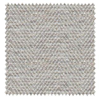 【ナチュラル ビンテージ】メランジ調のヘリンボーンのドレープカーテン【LX-8018】ナチュラルグレー
