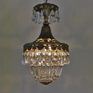 ンギングランプ 1灯式 フレンチシャンデリア