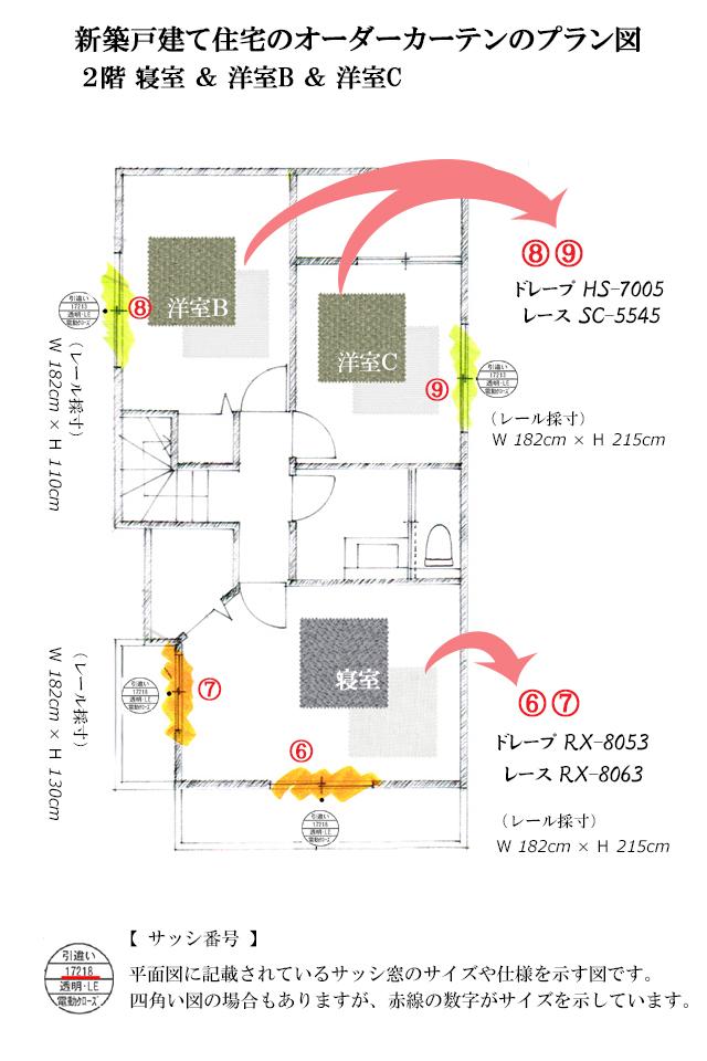新築戸建て住宅のオーダーカーテンの選び方