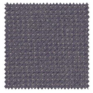 【イタリアン モダン】ウール(羊毛)調の無地の遮光カーテン【RX-3398】パープル・ベージュ