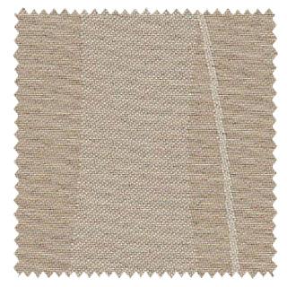 【ミッドセンチュリー】波形ストライプの幾何学柄の遮光カーテン&シェード【RX-4296】ベージュ
