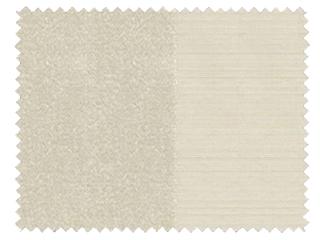 【シンプル モダン】ストライプのドレープカーテン&シェード【RX-7239】アイボリー