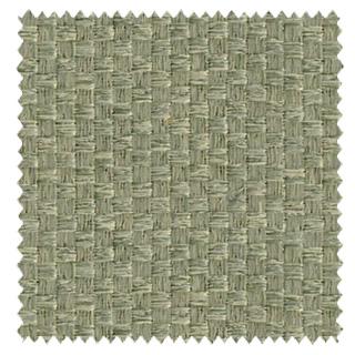 【ナチュラル モダン】バスケット織の遮光カーテン【RX-8321】モスグリーン