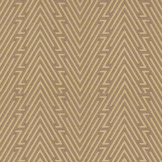 【ミッドセンチュリー】ミックス感のあるシェプロン柄のドレープカーテン&シェード【SC-0089】イエローオーカー