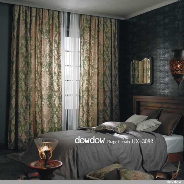 ドレープカーテン(掃き出窓)