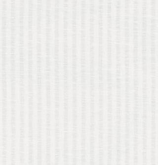リネン100%のストライプのレースカーテン【UX-3230】生成り