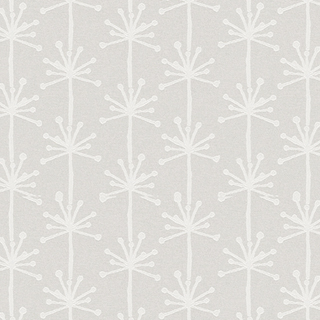 【ナチュラル モダン】やさしい綿毛デザインのドレープカーテン&シェード【UX-3308】アイボリー