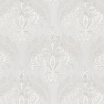 【シャビーシック】アンティーク加工のオパールプリントのレースカーテン【UX-8606】アイボリー
