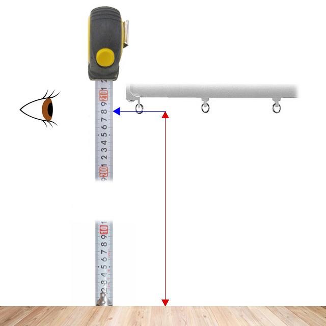 女性がカーテンのサイズを測るコツとは!