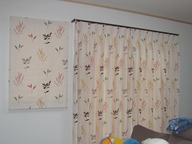 足立区M様邸【北欧モダン】のオーダーカーテンの施工例